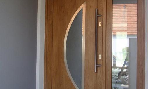Drzwi zewnętrze